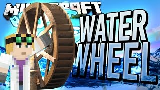 minecraft water wheel project ozone 37