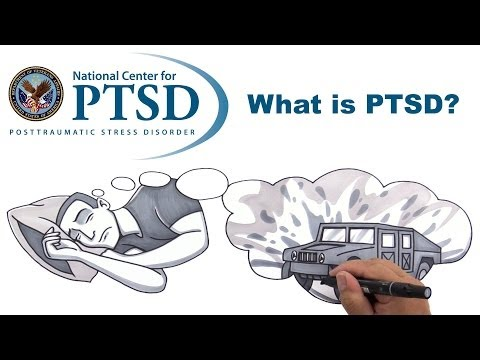 What is PTSD? (Whiteboard Video)