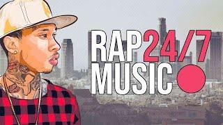 Popular Rap 24/7🔴 Rap & Hip Hop Live Music | Travis Scott Radio (Luna Radio)