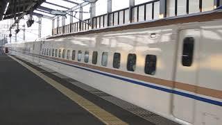 北陸新幹線 E7系F3編成 高崎駅到着 2019.05.05