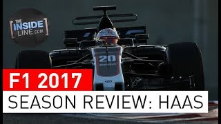 F1 NEWS 2017 – SEASON REVIEW: HAAS [THE INSIDE LINE TV SHOW]