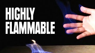 9 Extremely Flammable Household Items thumbnail
