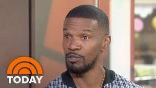 Jamie Foxx's John Legend Impression Cracks Up Jimmy Fallon | TODAY