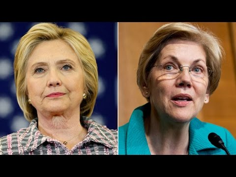 Progressive Warrior Elizabeth Warren Destroyed By The Establishment?