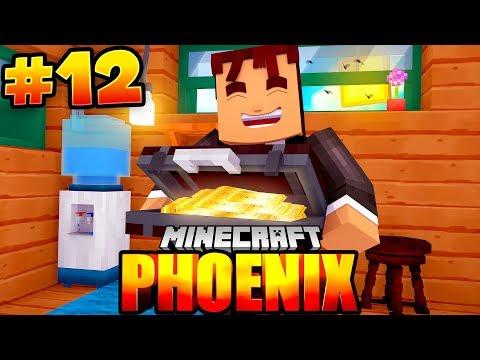 MEIN ULTRA SHOP ÖFFNET?! - Minecraft PHOENIX # 12