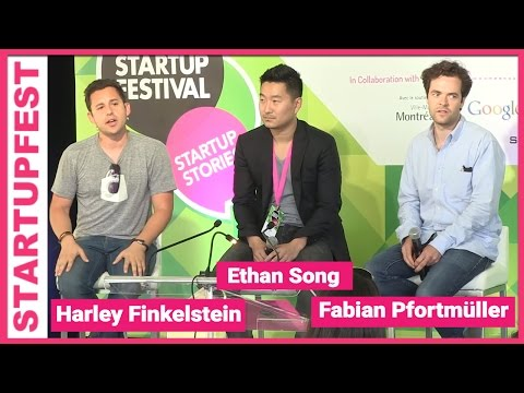 The Retail Revolution // Harley Finkelstein, Fabian Pfortmüller & Ethan Song // Startupfest 2013