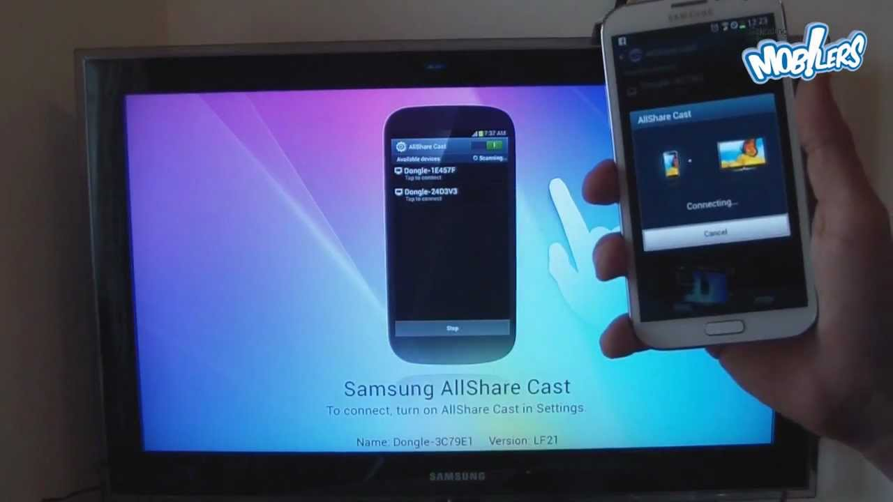 Allshare Samsung Iphone App
