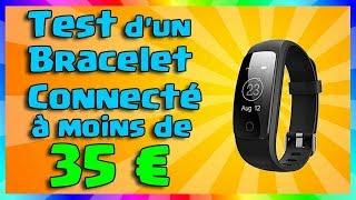 Test d'un Bracelet Connecté à moins de 35€ - Willful SW331