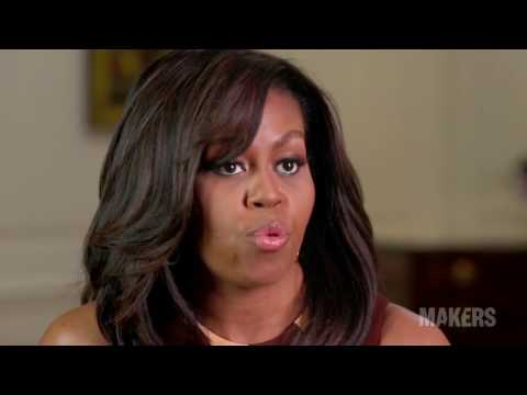 Michelle Obama, First Lady of the United States   MAKERS