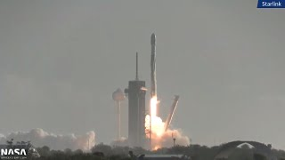 SpaceX Starlink V1.0 L5 Launch from Cape Canaveral - 2nd Attempt