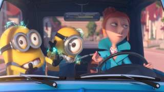 Despicable me 2 english HD teaser trailer