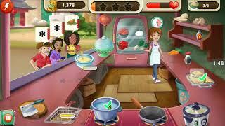 kitchen scramble 211 level| how to play kitchen scramble level 211