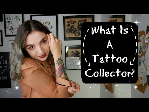 What is a Tattoo Collector? Tattoo Talk Tuesday!