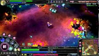 League of Legends: Clash of Fates - Walkthrough