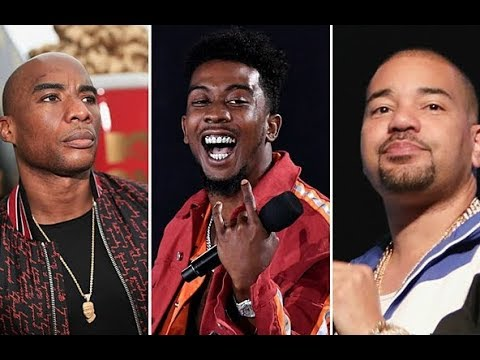 Desiigner BLASTS Charlamagne Tha God & DJ Envy For Dissing His Voice After He Gave Them Money LOL