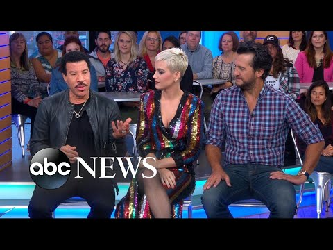 The new 'American Idol' judges speak out live on 'GMA'