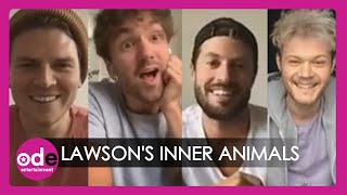 Lawson Channel Their Inner 'Animals'