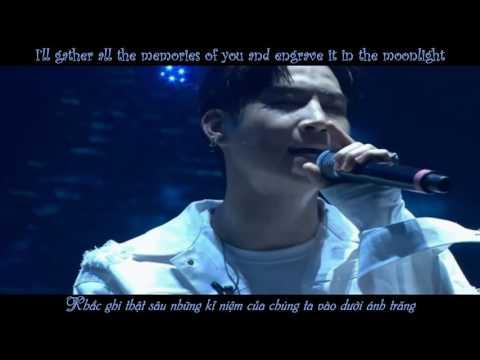 [Color Coded Lyrics Viet|Eng] GOT7 - Moonlight (Live)