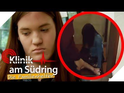 Wurde Lara (15) vergewaltigt? Ihr Slip ist weg! | Klinik am Südring - Die Familienhelfer | SAT.1 TV