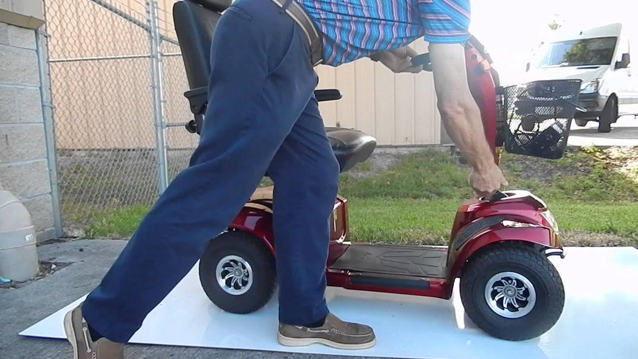 odyssey scooter