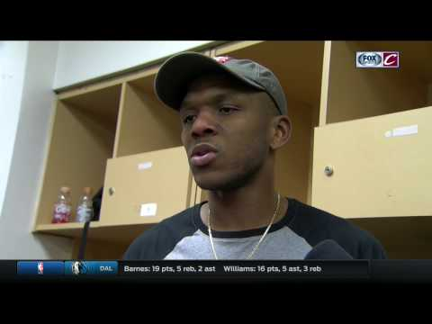 Cleveland Cavaliers veteran James Jones on a hot start to the season coming off the bench cold