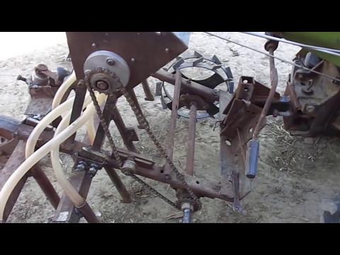 Самодельный гусеничный трактор своими руками фото 960