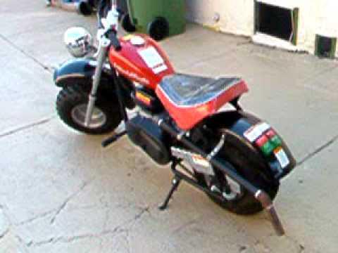 Mini Baja Minibike Pipe