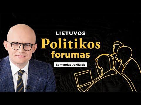 Lietuvos politikos forumas. Ko Lietuva gali pasiekti per artėjančius penkerius metus?