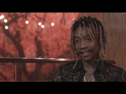 Wiz Khalifa on Why Bob Marley and Jimi Hendrix Are Fashion Inspirations
