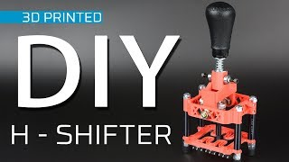 HOW TO MAKE A 3DPRINTED H SHIFTER FOR SIM RACING