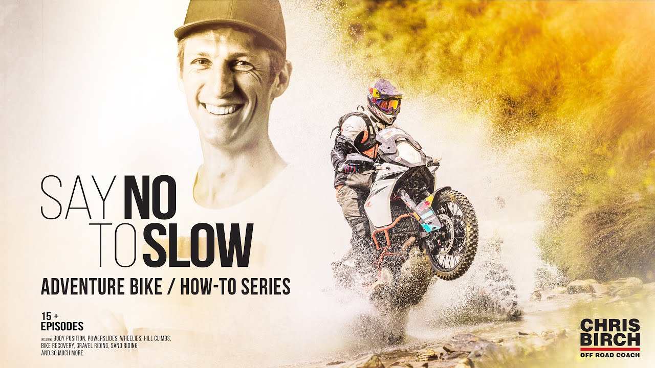 Review: Chris Birch's Say No To Slow Series