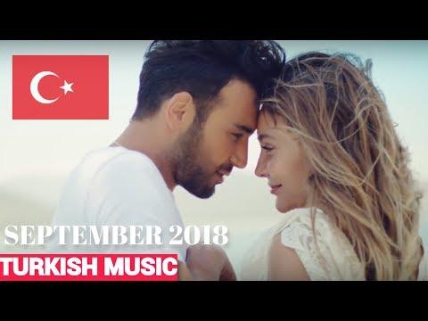 Top 20 Turkish Songs of September 2018