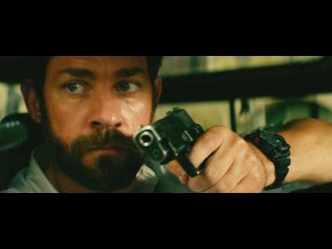 The Secret Soldiers of Benghazi inspection movie scene