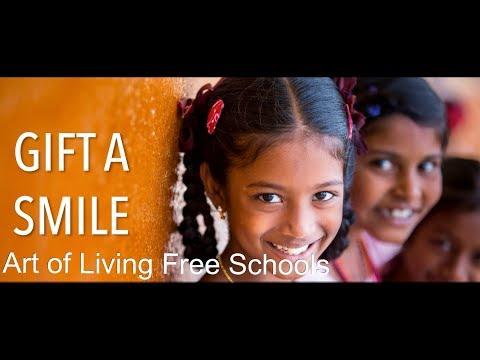 Проект Free Schools в Индии - бесплатные школы «Искусство жизни»