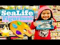Painting Some Sea Life Figurines by Tempie | vlog07