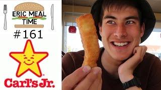 Carls Jr. BURGER FEAST - Eric Meal Time #161