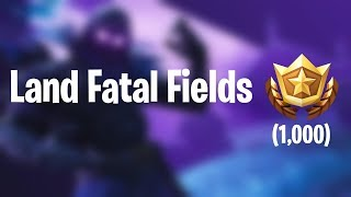 Fortnite   TIER 100 EARLY (Fortnitemares Challenge Glitch) *PATCHED*