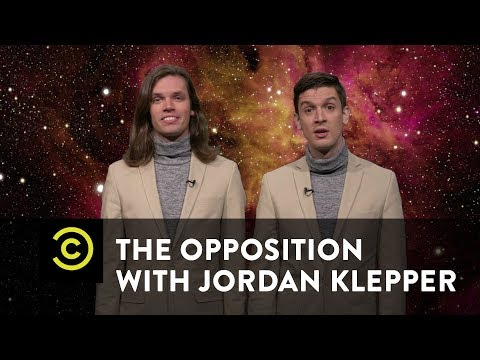 Climate Change Isn't Man-Made - The Opposition w/ Jordan Klepper