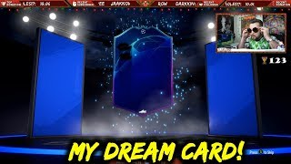 I PACKED MESSI TOTG (3 DIFFERENT TOTG CARDS)