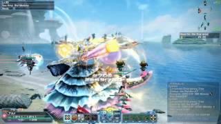 Beach Wars EX: HERO CLASS. [PSO2]