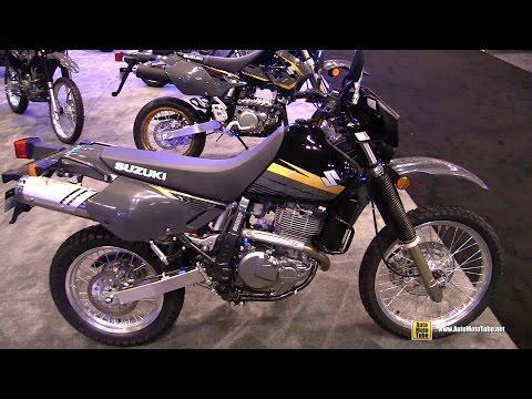 2016 Suzuki DR650 Dual Sport Bike - Walkaround - 2015 AIMExpo Orlando