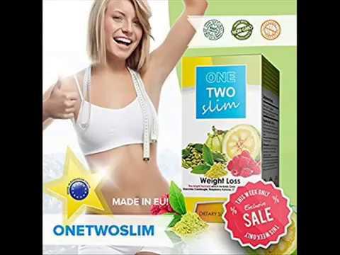 «OneTwoSlim» капли для похудения