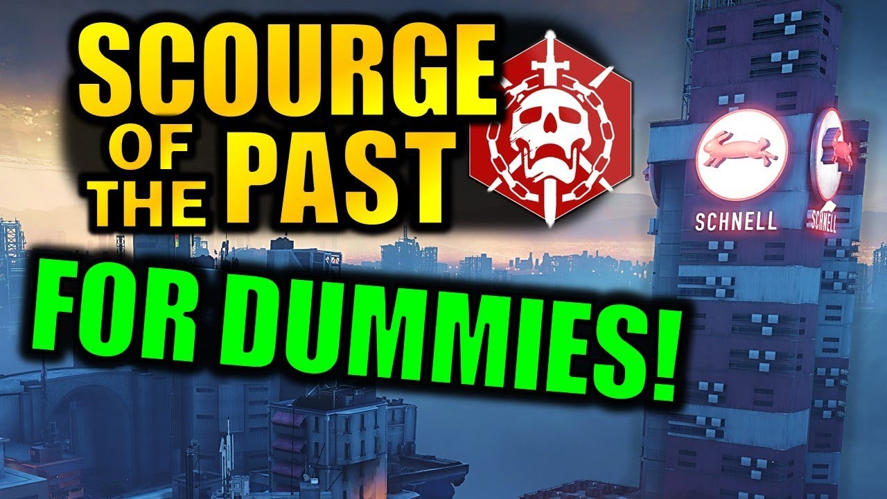 scourge of the past raid guide