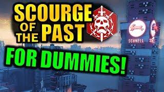 Destiny 2: SCOURGE OF THE PAST RAID FOR DUMMIES! | Complete Raid Guide & Walkthrough