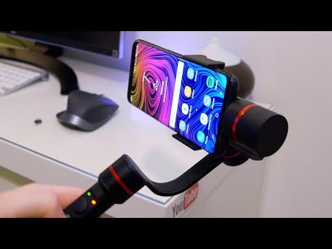 BEST CHEAP Smartphone Gimbal - With Facial Tracking