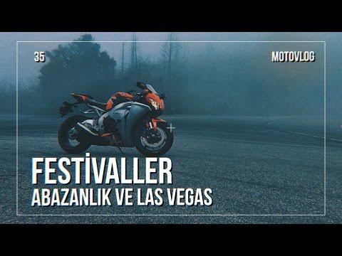 Festivaller, Abazanlık ve Las Vegas