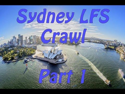 Sydney LFS Crawl Part 1