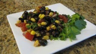 Black Bean And Corn Salad - Lynn's Recipes