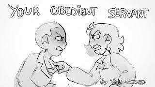 Your obedient servant ||Hamilton animatic||