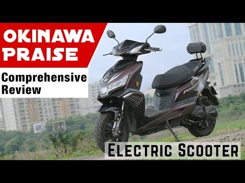 Okinawa Praise electric scooter | Comprehensive Review | ZigWheels.com